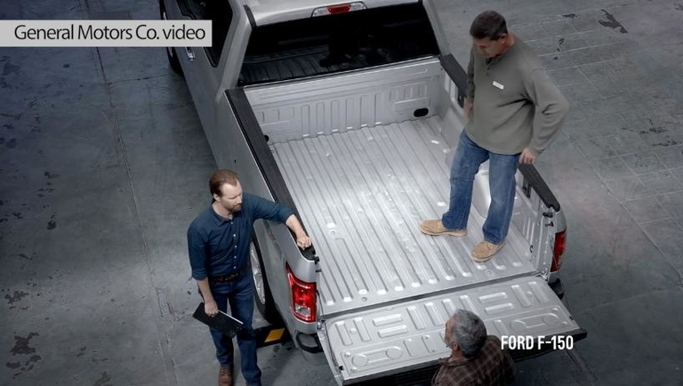 Bumper to Bumper: GM turning to carbon fiber for truck beds