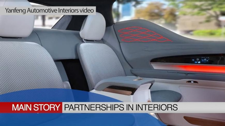 Bumper to Bumper: Yanfeng will rely on partners in shaping the interior of the future