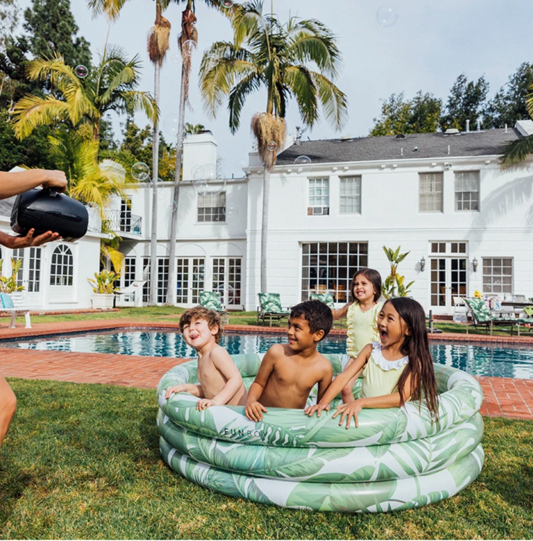 Kickstart: Order now for your end-of-summer pool party
