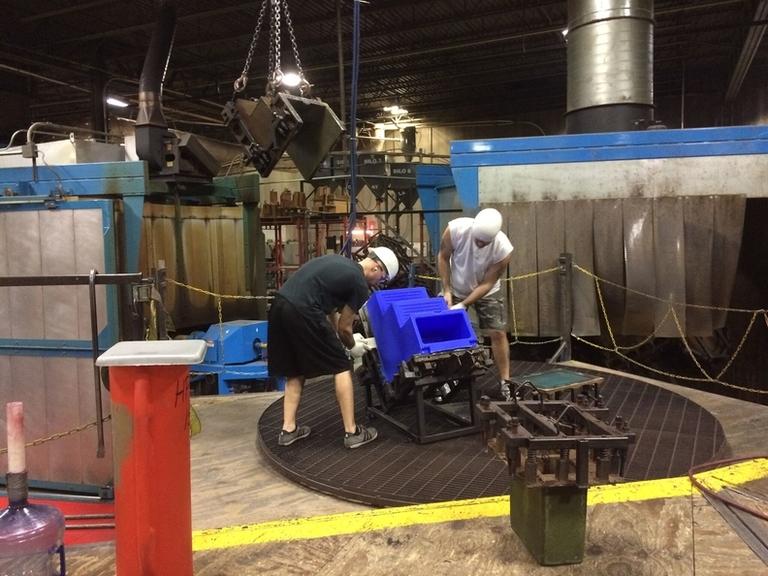 Ohio-based rotational molder Trilogy adds equipment