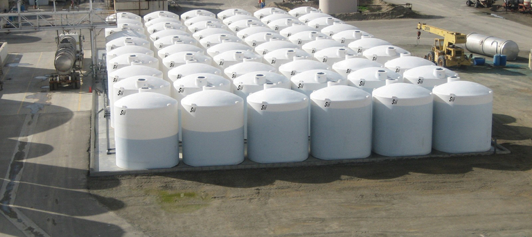 Tank Holding growing again, buys Chem-Tainer Industries