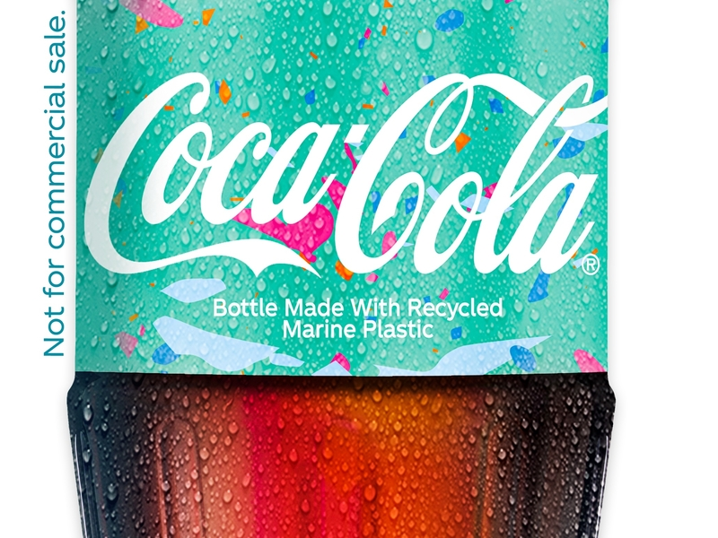 List Of Names On Coke Bottles 2020.Pilot Project Turns Plastic Marine Waste Into Coke Bottles