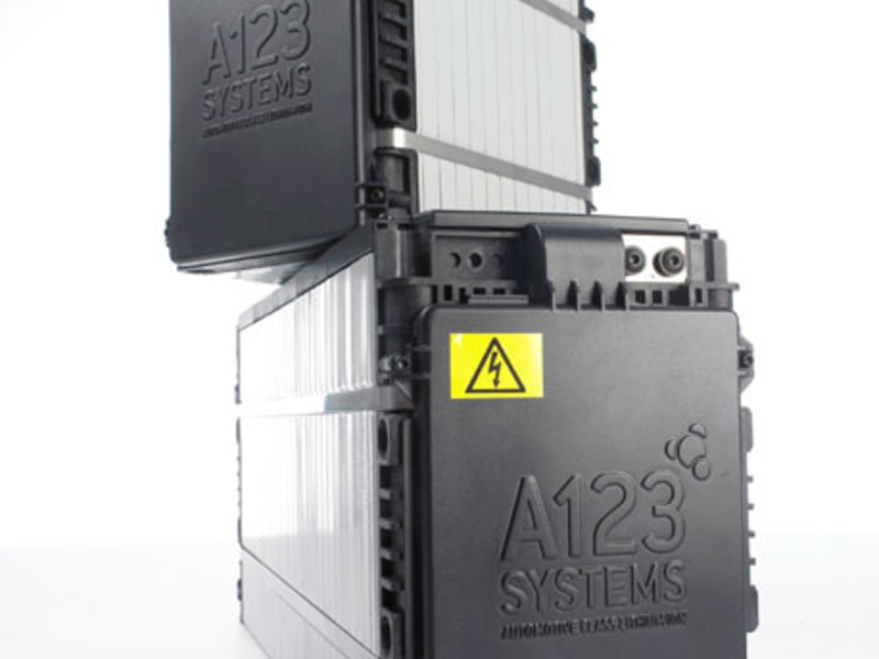 Battery Maker A123 Systems Reducing Manufacturing Adding Engineering