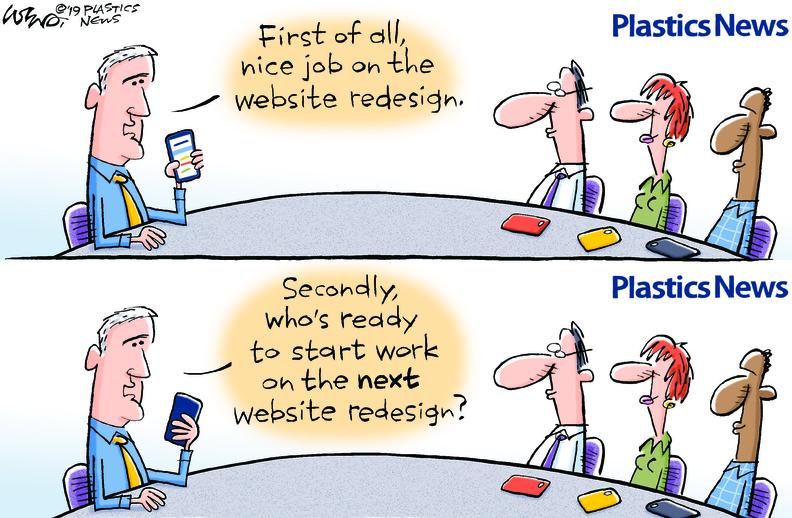 Viewpoint editorial cartoon June 3, 2019