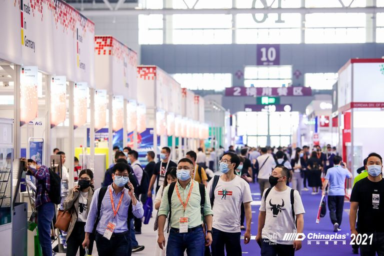 Kickstart: Live, from Shenzhen, it's an in-person trade show