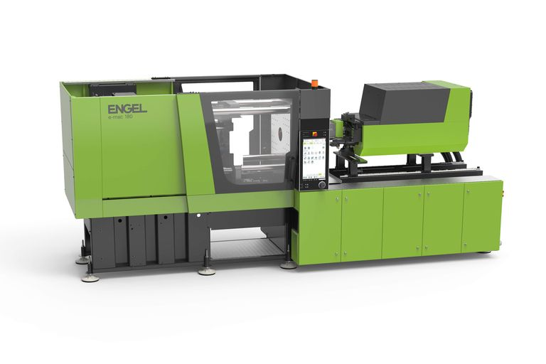 ENGEL presents next generation  all-electric e-mac injection molding machines