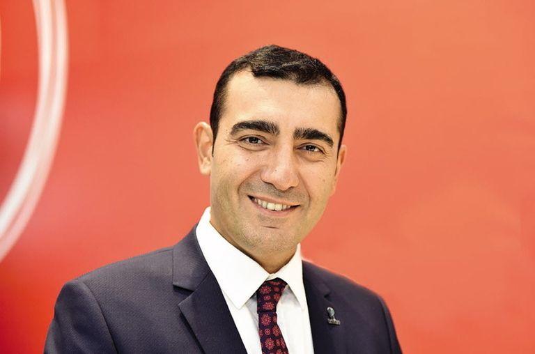 Pagev President Yavuz Eroglu