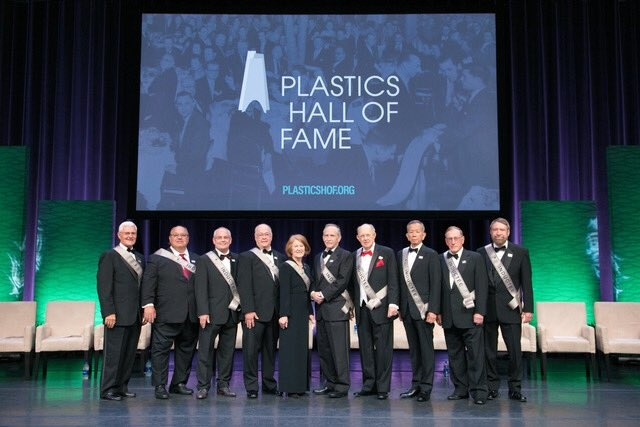 Kickstart: Strong class for the Plastics Hall of Fame