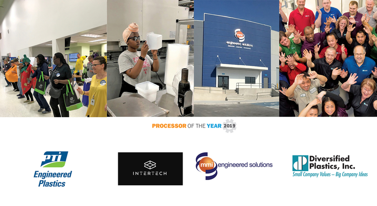 Four finalists named for Processor of the Year Award