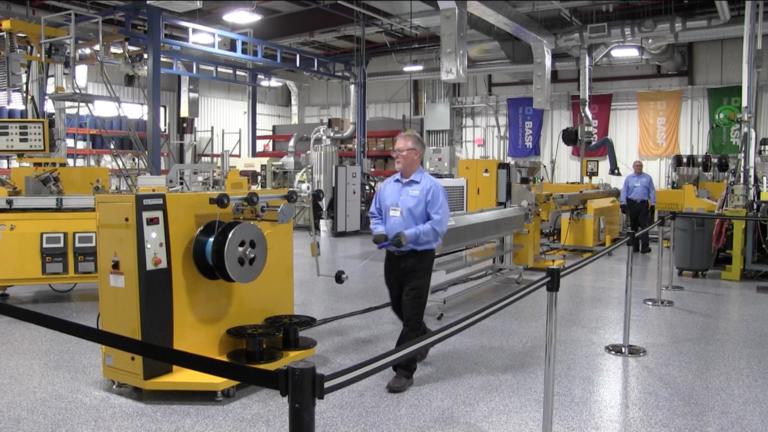 Material Insights: BASF opens development center for TPU