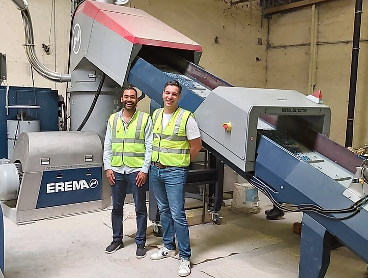 Kenyan recycling startup upgrades production