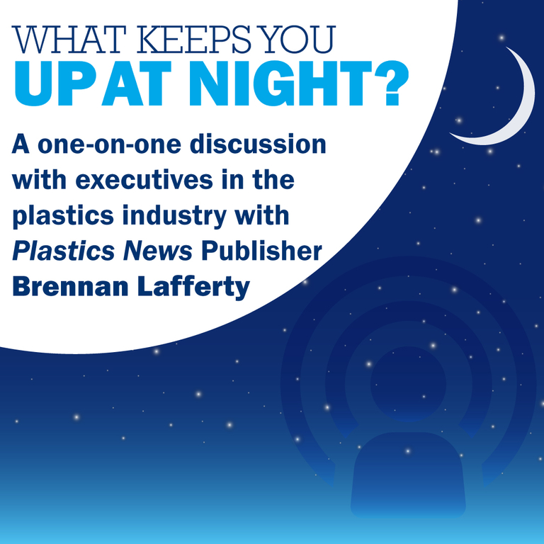 Podcast: What Keeps You Up at Night? With special guest Geoff Foster