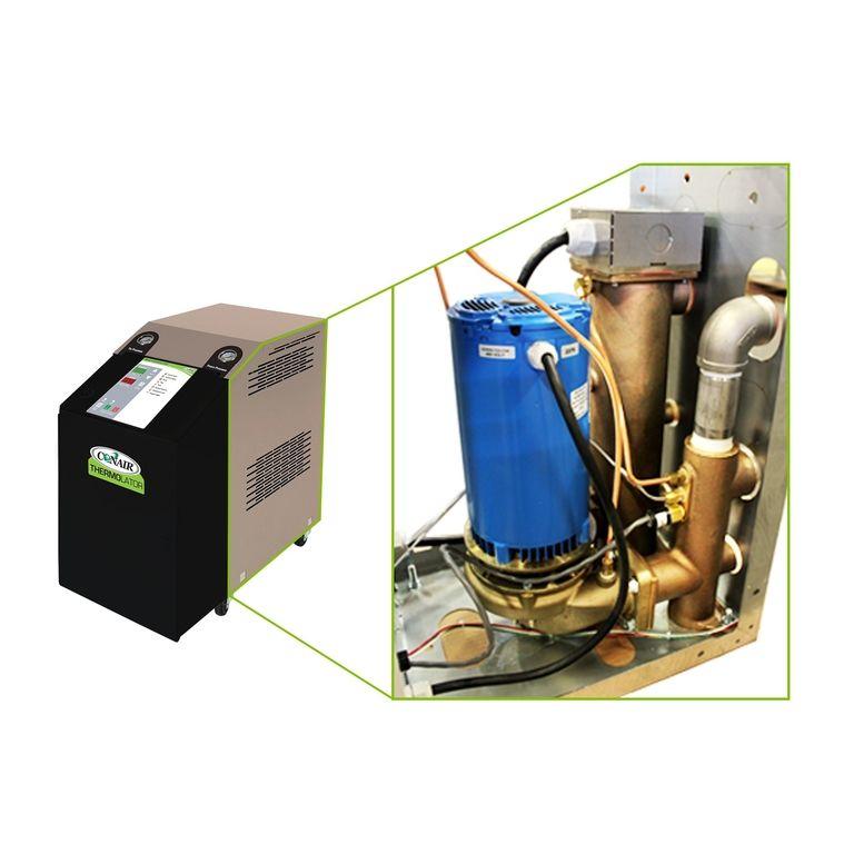 Conair extends options for temperature-control unit