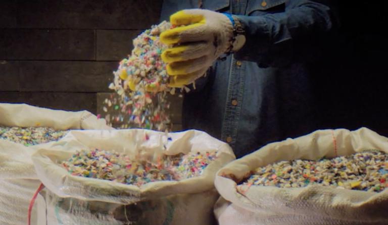 Plastics News Now: Dow turns recycled plastic into schools