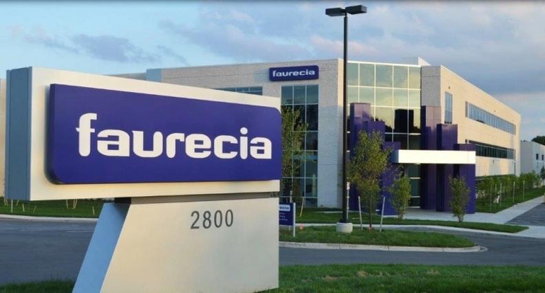 Faurecia north american headquarters